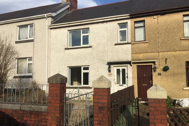 Thumbnail Terraced house to rent in Brynteg Street, Bryn, Port Talbot, Neath Port Talbot.