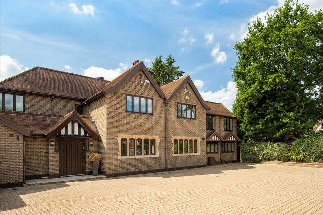 Thumbnail Detached house for sale in Parkside Gardens, Wimbledon, London