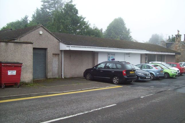Thumbnail Retail premises to let in 18 - 20 Stafford Street, Tain