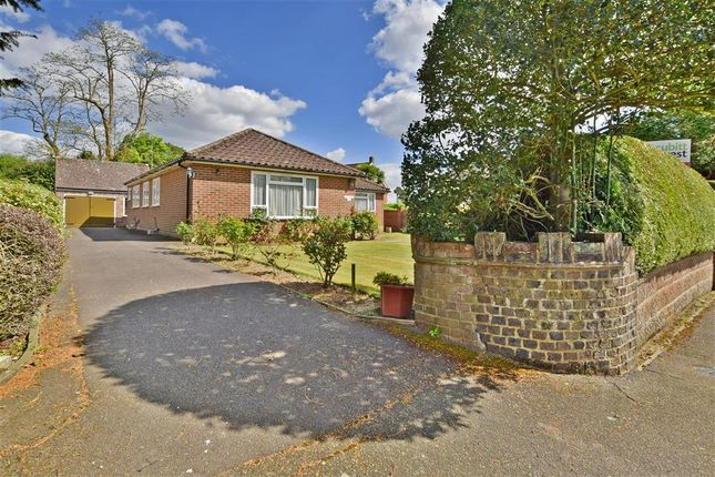 Thumbnail Bungalow for sale in Clarence Road, Redhill, Surrey