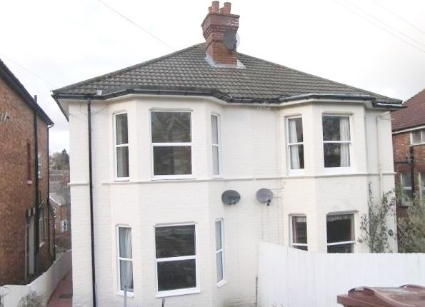 Thumbnail Semi-detached house to rent in Upper Grosvenor Road, Tunbridge Wells