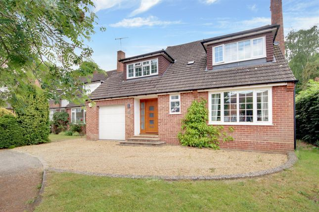 Thumbnail Detached house for sale in Medow Mead, Radlett