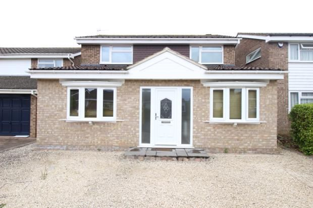 Thumbnail Semi-detached house to rent in Clovelly Way, Bedford
