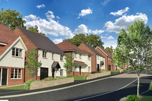 2 bed semi-detached house for sale in Pomegranate Road, Pomegranate Park, Newbold Road, Chesterfield
