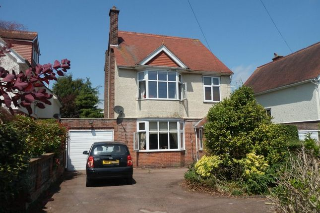 Thumbnail Detached house for sale in Fronks Road, Dovercourt