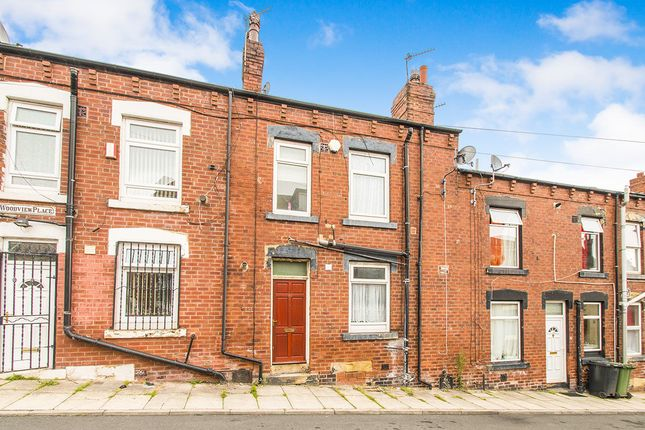 Thumbnail Terraced house to rent in Woodview Place, Leeds