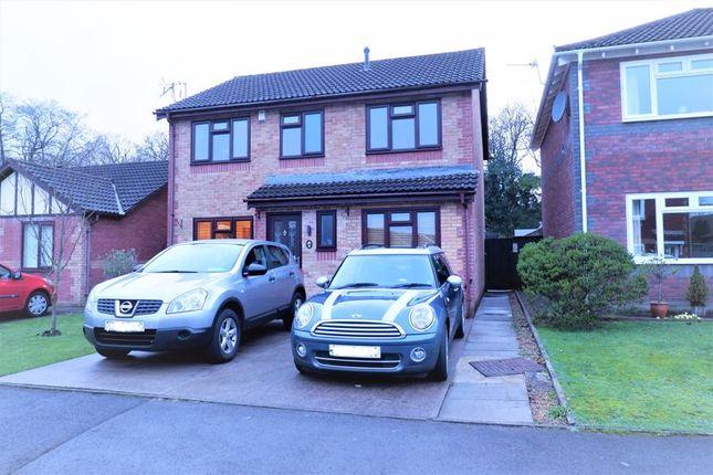 Thumbnail Detached house for sale in Viburnum Rise, Llantwit Fardre, Pontypridd