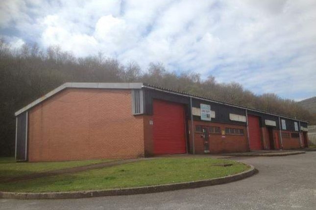 Thumbnail Industrial to let in 5 & 6, Pontnewynydd Industrial Estate, Pontnewynydd, Pontypool, Pontypool