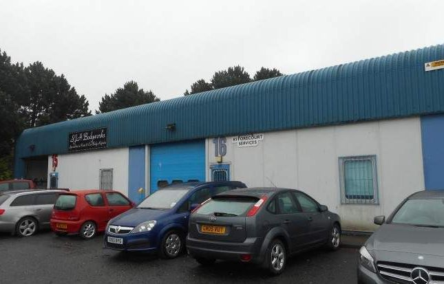 Thumbnail Light industrial to let in Unit 16 Woodgate Way South, Eastfield Industrial Estate, Glenrothes, Fife
