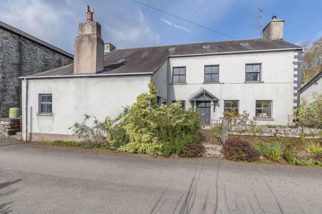 Thumbnail Farmhouse for sale in The Farmhouse, Cartmel Fell, Grange-Over-Sands