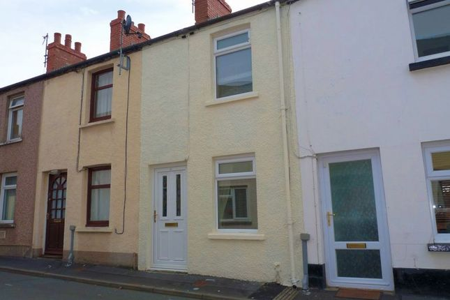 Thumbnail Terraced house to rent in John Street, The Watton, Brecon