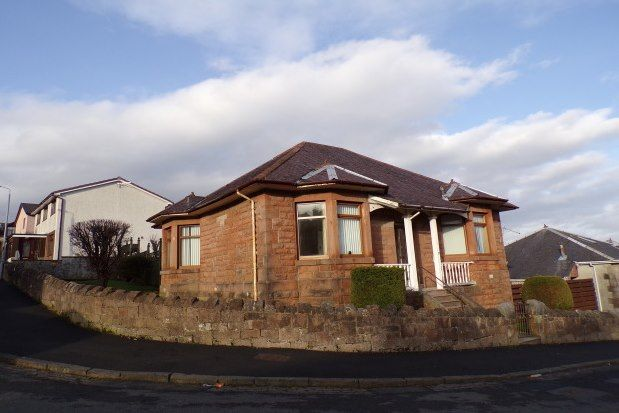 Thumbnail Detached bungalow to rent in Hillend Drive, Greenock