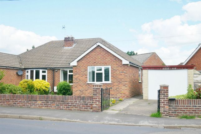 Thumbnail Semi-detached bungalow for sale in Main Street, Knapton, York