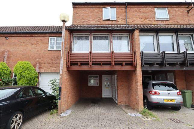 3 bed terraced house for sale in Barbers Mews, Neath Hill, Milton Keynes MK14