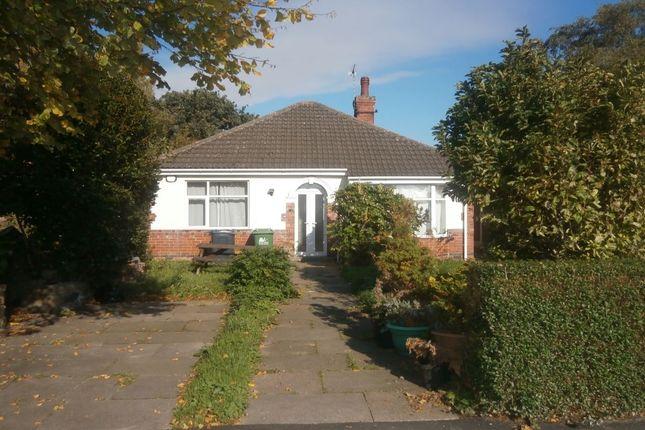 Thumbnail Bungalow to rent in Ilkeston Road, Heanor