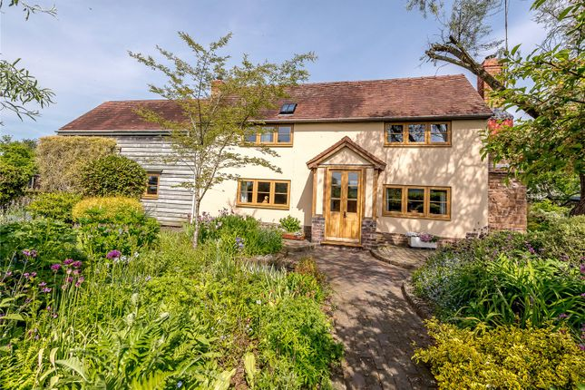Thumbnail Detached house for sale in School Lane, Brimfield, Ludlow, Shropshire