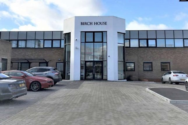 Thumbnail Office to let in Birch House, Woodlands Business Park, Breckland, Milton Keynes