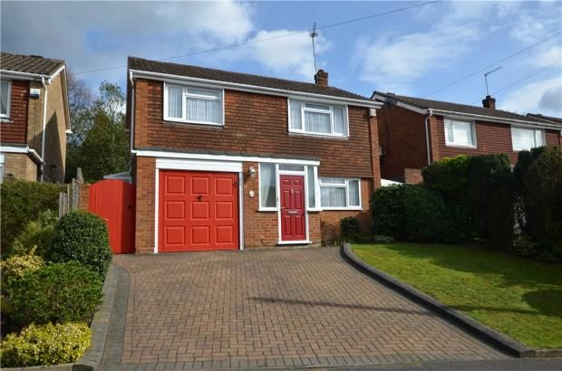 Thumbnail Detached house for sale in Abbey Way, Farnborough, Hampshire