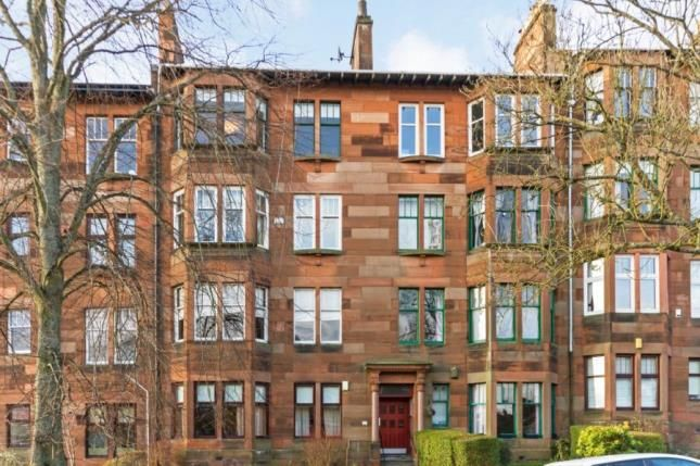 Thumbnail Flat for sale in Beechwood Drive, Broomhill, Glasgow