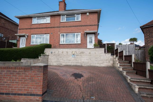 Semi-detached house for sale in Coningswath Road, Carlton, Nottingham