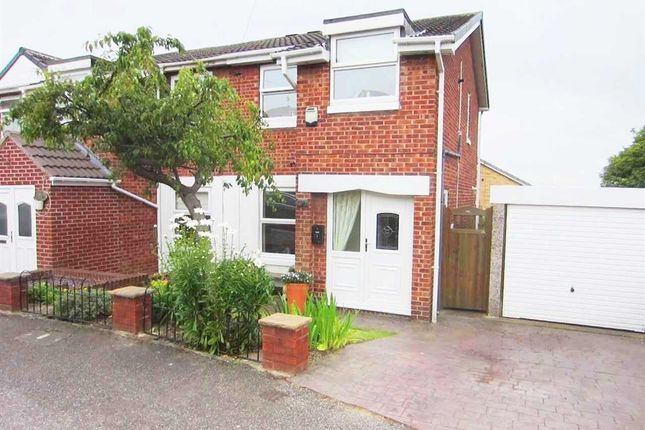 3 bed semi-detached house for sale in Alderson Drive, Barnsley
