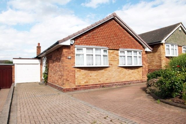 Thumbnail Bungalow for sale in Greenway Drive, Sutton Coldfield