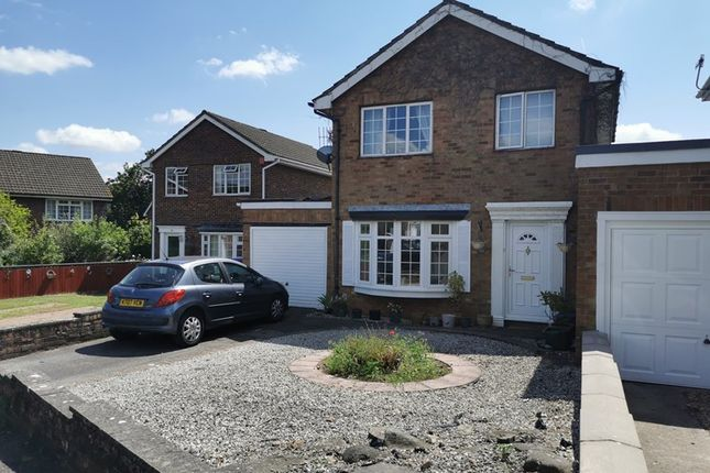 Thumbnail Detached house for sale in Croesonen Parc, Abergavenny