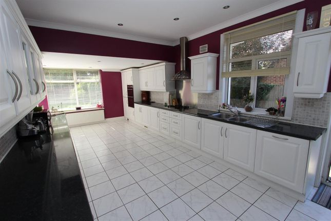 Thumbnail Detached house for sale in Sexburga Drive, Minster On Sea, Sheerness