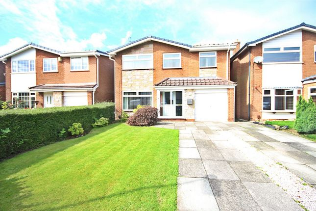 Thumbnail Detached house to rent in Walkers Lane, Penketh, Warrington