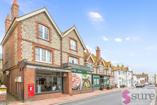 Thumbnail Flat to rent in High Street, Rottingdean, Brighton