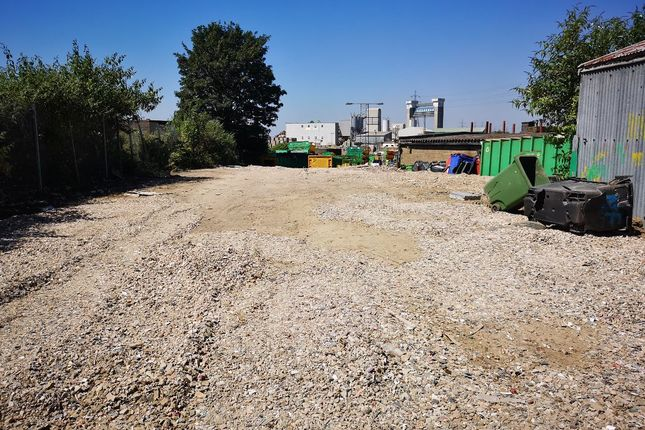 Thumbnail Land to let in River Road Business Park, River Road, Barking