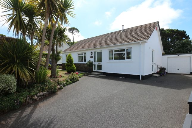 Thumbnail Detached bungalow for sale in Harefield Crescent, Camborne