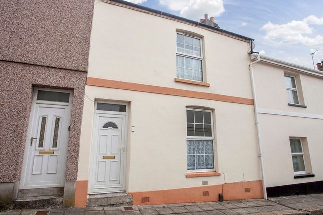Thumbnail Terraced house for sale in Providence Street, Plymouth