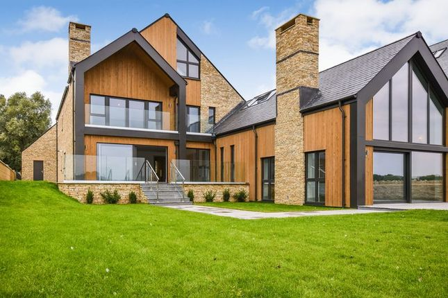 Thumbnail Detached house for sale in The Somerford At Huxley Court, South Cerney, Cirencester