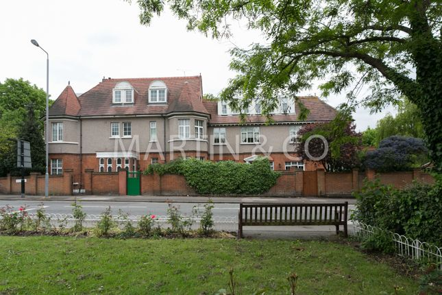Thumbnail Semi-detached house for sale in The Chantry, The Ridgeway, London