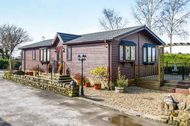 Thumbnail Mobile/park home for sale in Castle View, Capenwray, Carnforth, Lancashire