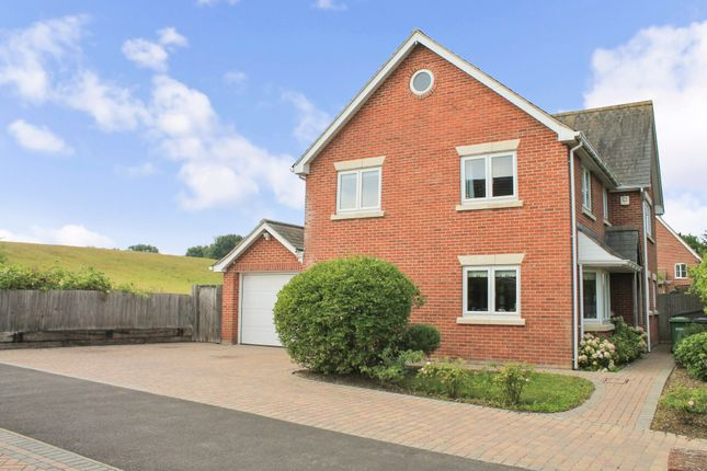 Thumbnail Detached house for sale in Burnetts Lane, West End, Southampton
