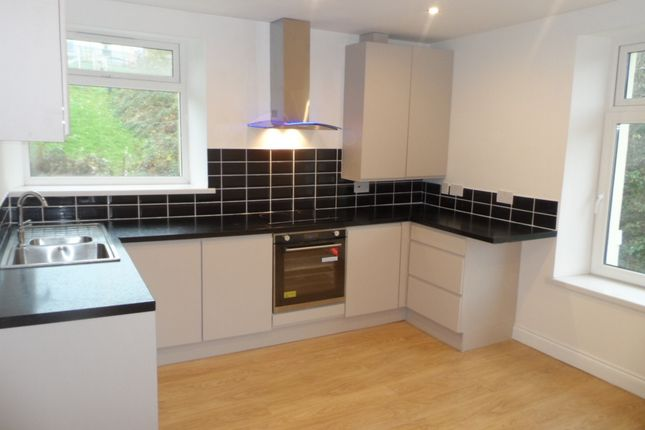 Thumbnail Flat to rent in Crown Row, Aberdare