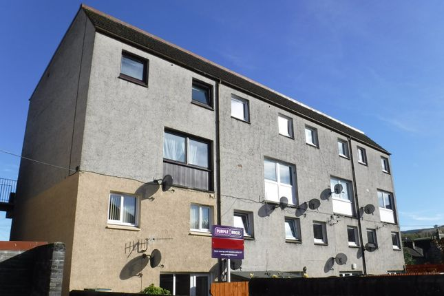 Thumbnail Maisonette for sale in Churchill Court, Aberfeldy