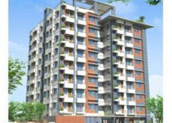 Thumbnail Apartment for sale in 1310 Sft Apartment, Ready-To-Move-In, Kallyanpur
