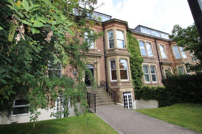 Thumbnail 3 bed flat for sale in Osborne Terrace, Sandyford, Newcastle Upon Tyne