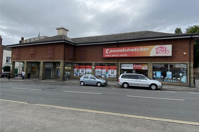 Thumbnail Retail premises to let in 16-18 Saltergate, Chesterfield, East Midlands