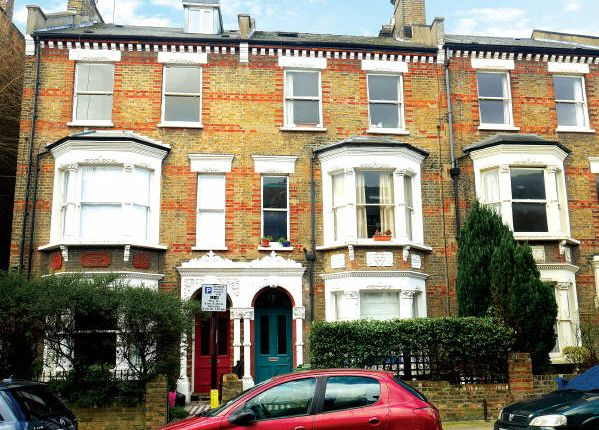 Thumbnail Terraced house for sale in Estelle Road, London