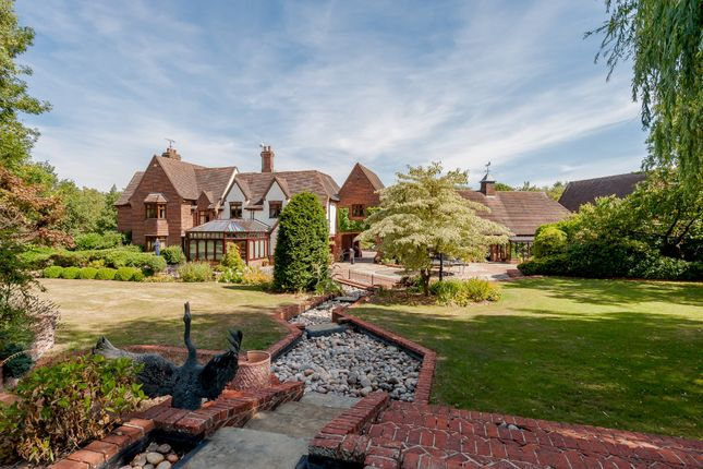 Thumbnail Detached house for sale in New Road, Aldham, Colchester