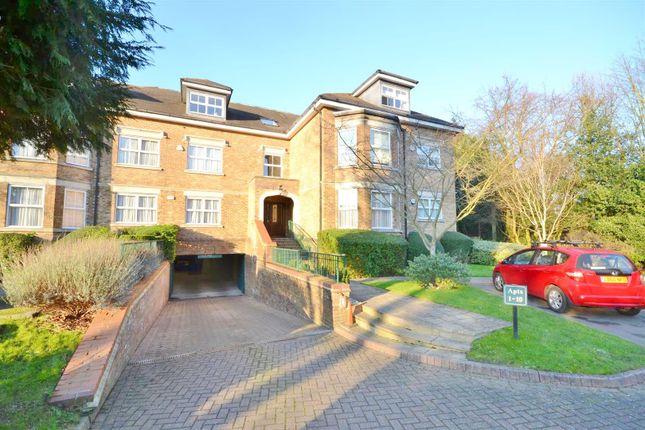 Thumbnail Flat for sale in The Laurels, Magpie Hall Road, Bushey Heath, Bushey