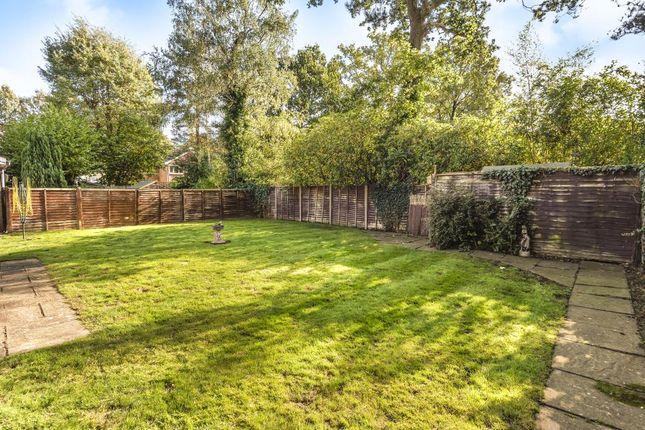 Garden of Bramley Grove, Crowthorne RG45