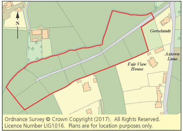Thumbnail Land for sale in Land Off Axtown Lane, Yelverton, Devon