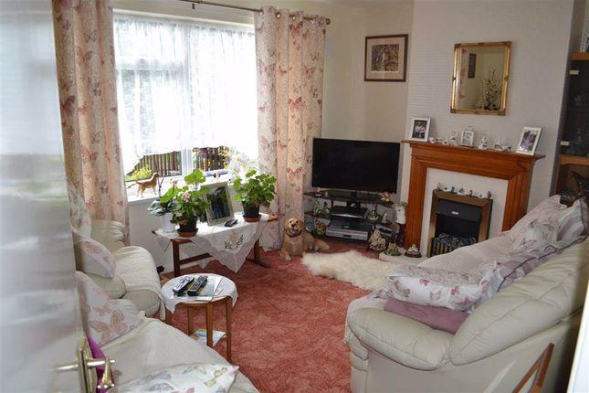 Sitting Room of 106, Dolgwenith, Llanidloes, Powys SY18