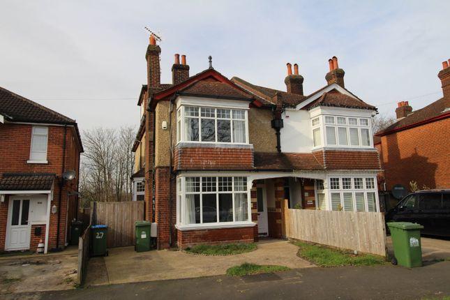 Thumbnail Room to rent in King Edward Avenue, Southampton