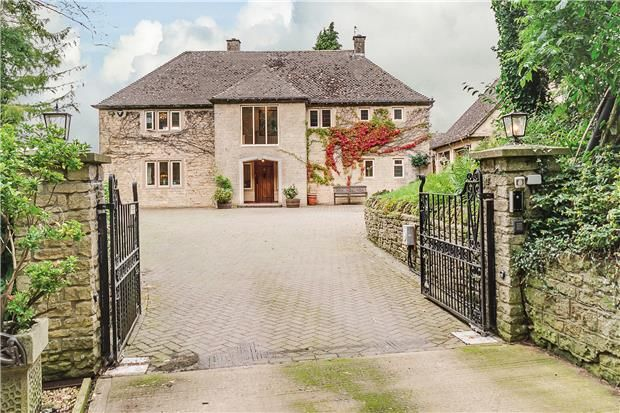 Thumbnail Detached house for sale in Overdale House, Taits Hill, Stinchcombe, Dursley, Gloucestershire